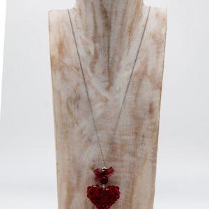 Collana Siam heart
