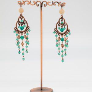 Orecchino Natural Tiffany/3