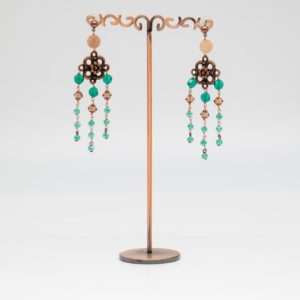 Orecchino natural Tiffany/2